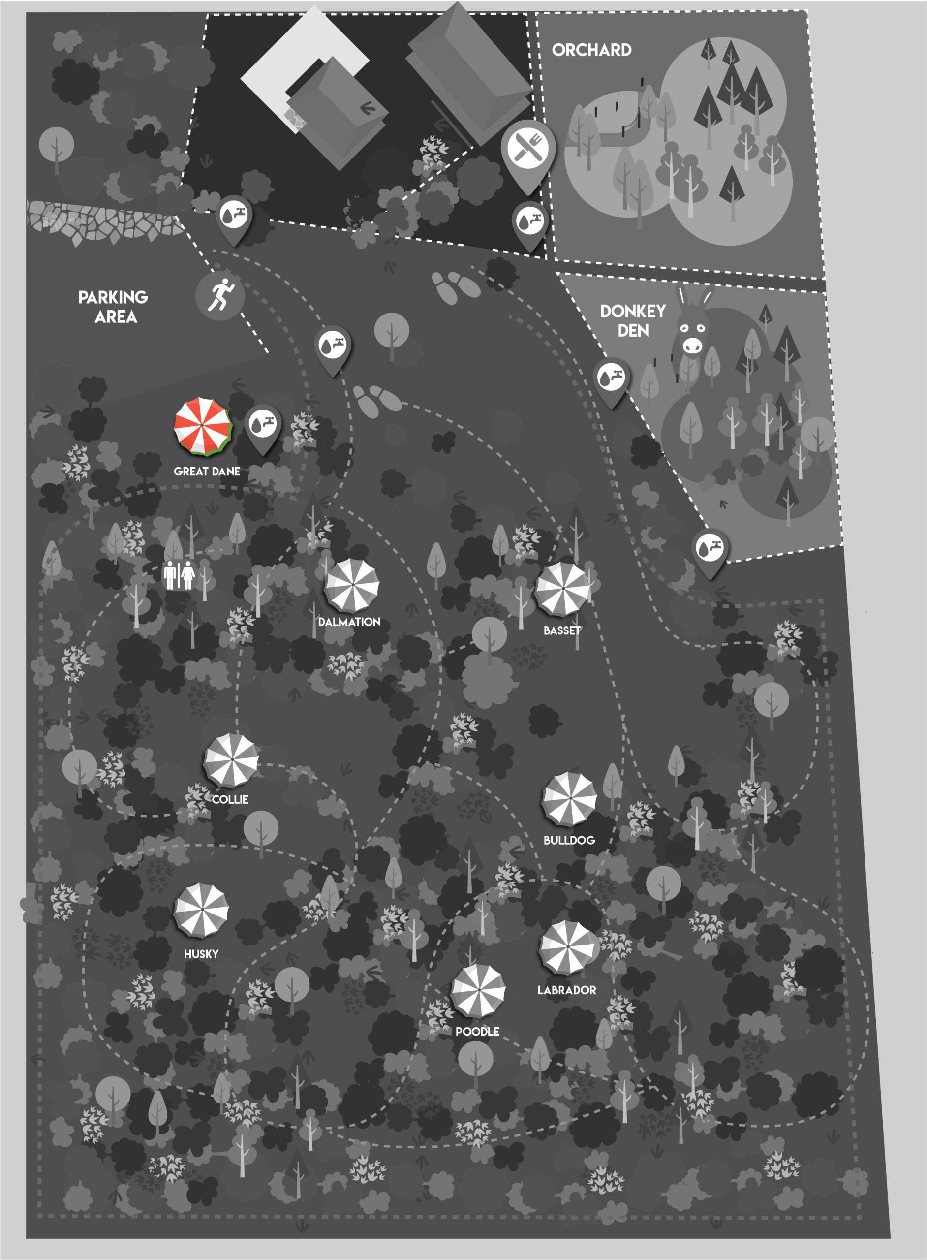 map GD