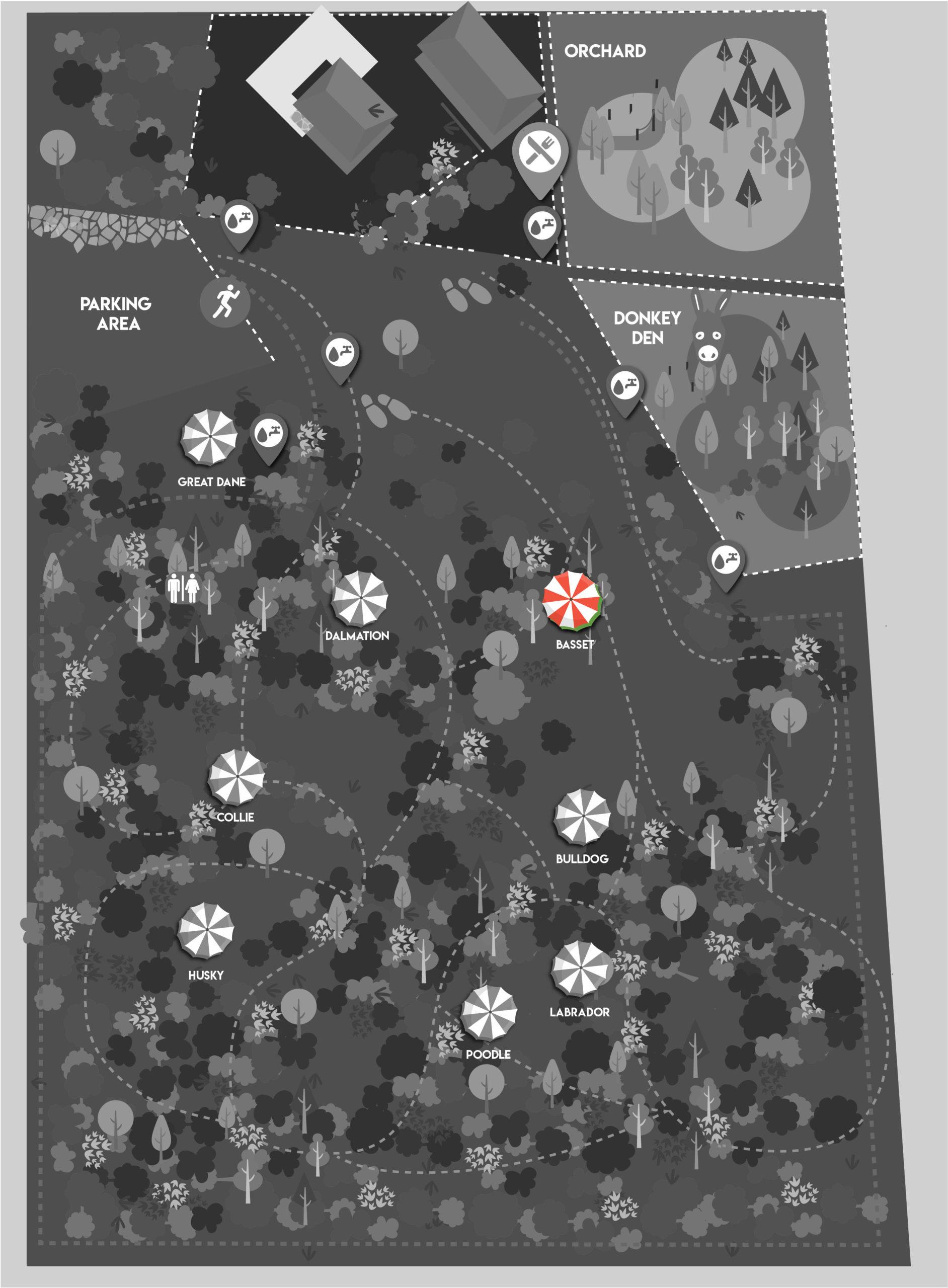 map basset